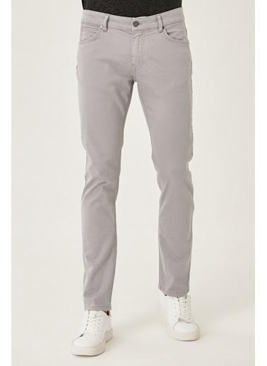 Beymen Business Slim Fit Flex Fit Pantolon 4B0121200002 Gri